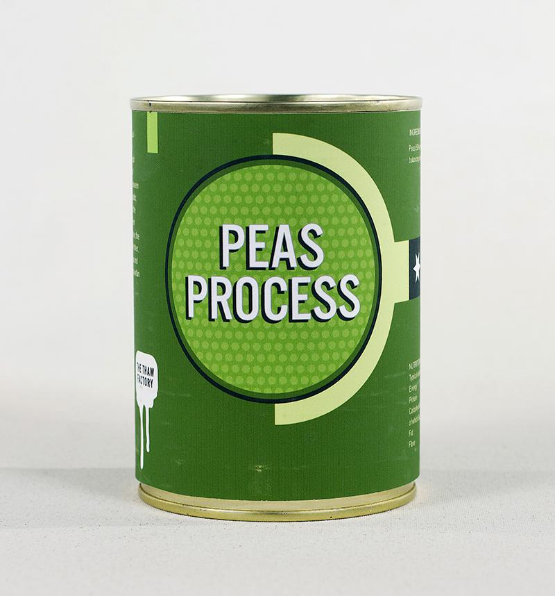 Peas Process